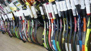 中古テニスラケット